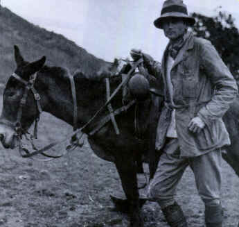 Hiram Bingham some hours for the discovery of  Machu Picchu
