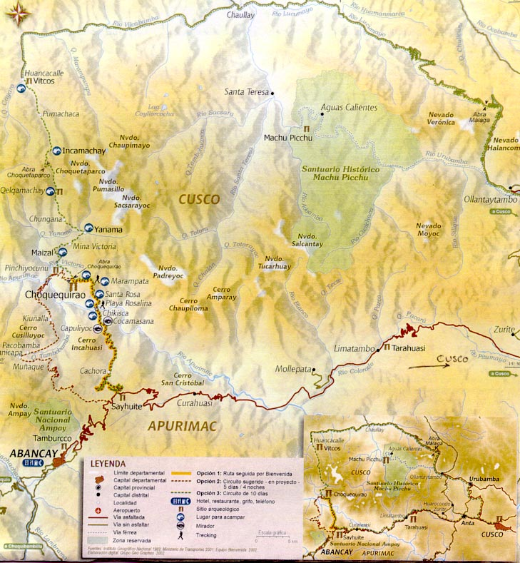 Maps Of Peru - South america relief map peru