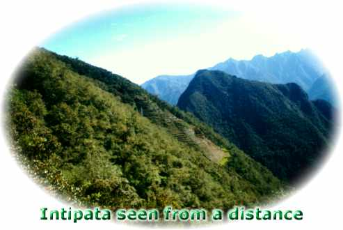 Intipata seen from a distance