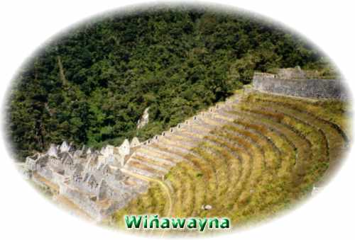 the beautiful ruins of Wi�awayna